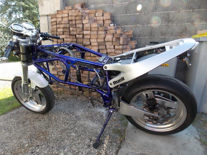 La Buell X1 De Jonathan Garnier Motorcycles Atelier De